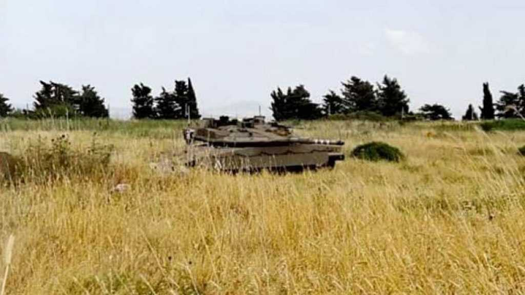 'Israeli' Tanks Breach Lebanese Sovereignty, Cross Technical Fence for First Time Since 2006