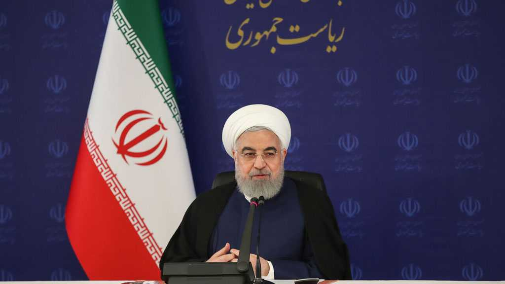 Rouhani Says Inauguration of Development Projects in Iran a Strong Response To US, 'Israel'
