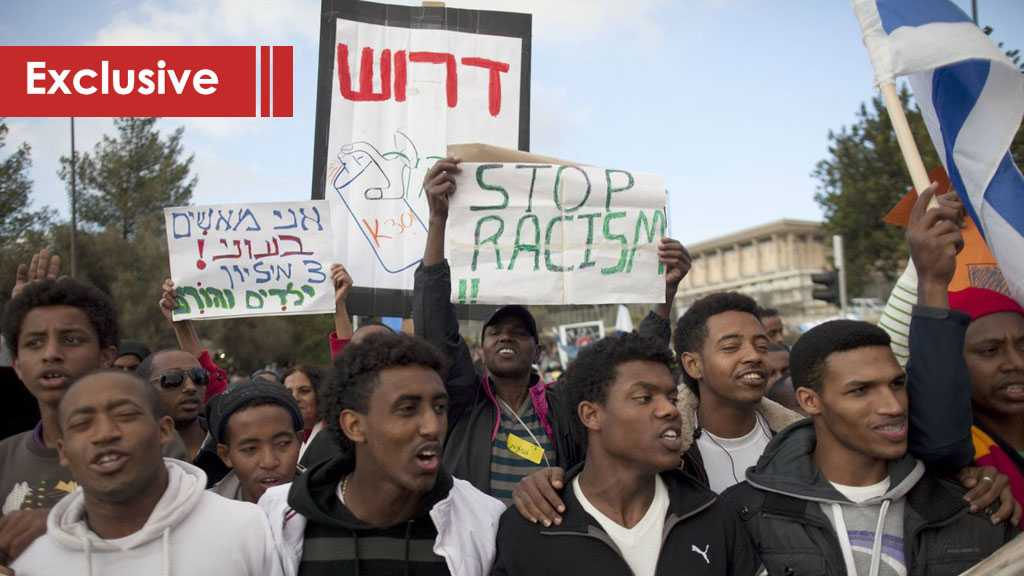 "Do Black Lives Really Matter in ""Israel""?"