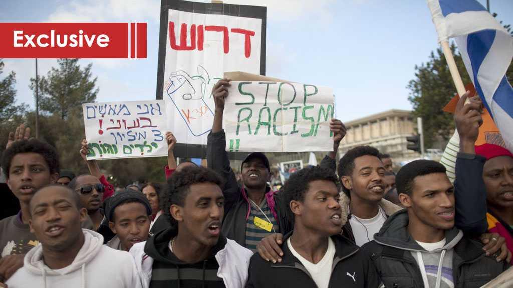"Do Black Lives Really Matter in ""Israel""?"