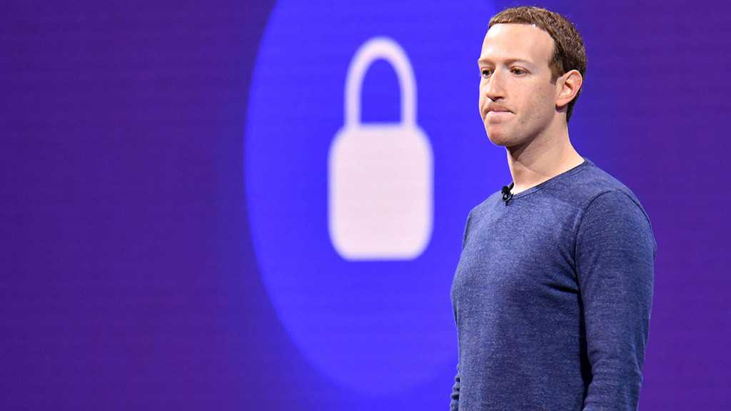 "Zuckerberg Vows Facebook Will Adjust Policies over ""State Use of Force"""