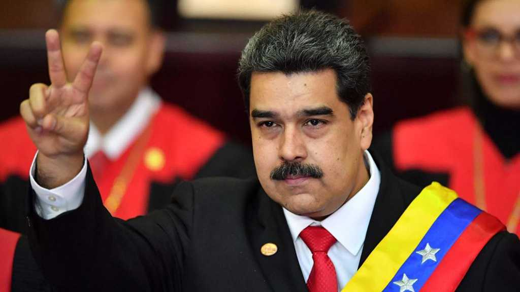 Maduro Hails Iran, Russia, China and Cuba as True Friends of Venezuela