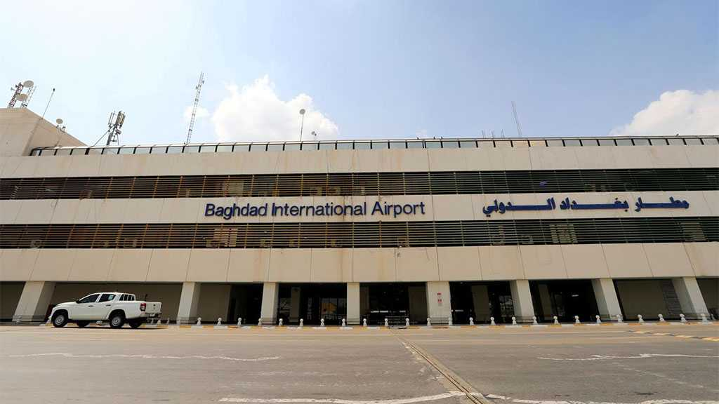 Rocket Hits Area near Baghdad Airport - Iraq Military