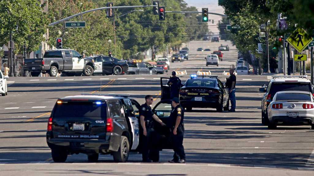 Police Take Down California Shooter, Multiple Officers Injured