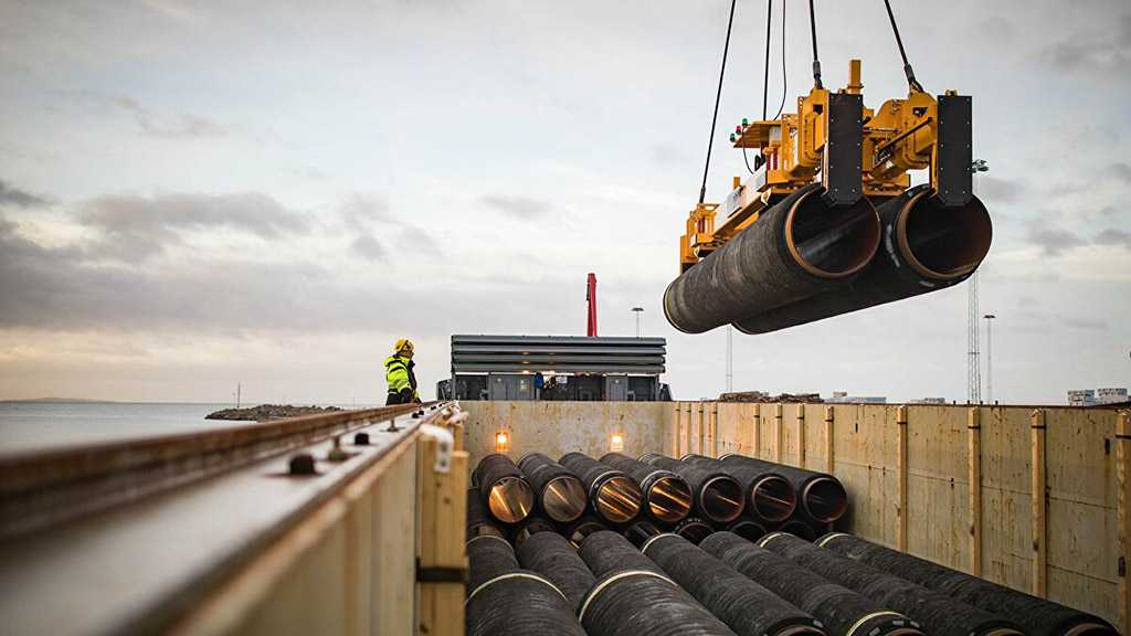 Berlin Fears New US Sanctions on Nord Stream 2 Could Target German State