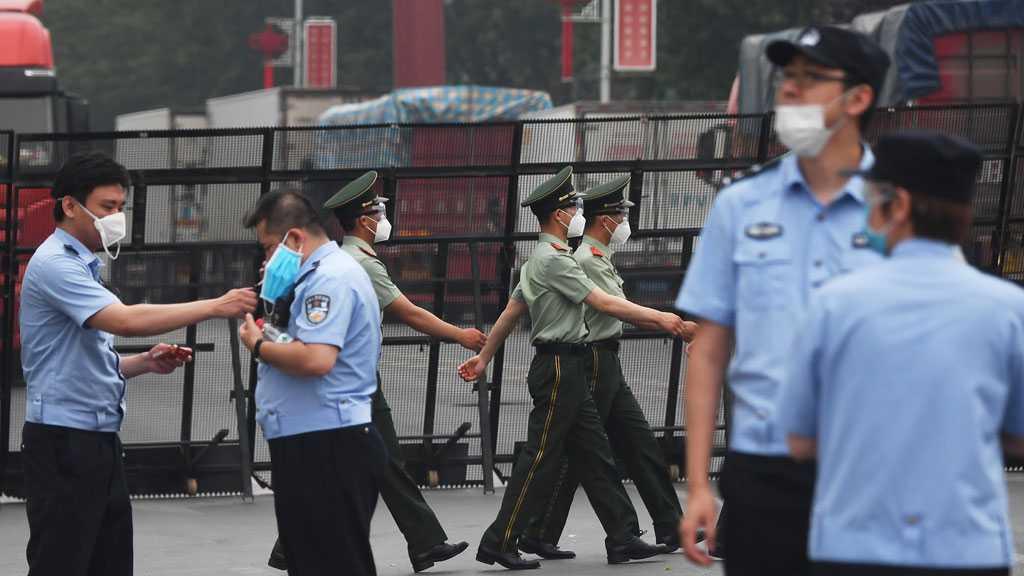 Parts of Beijing Locked Down Due to Fresh Coronavirus Cluster