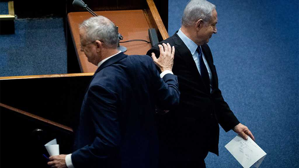 Netanyahu Seeks to End Government Partnership with Gantz