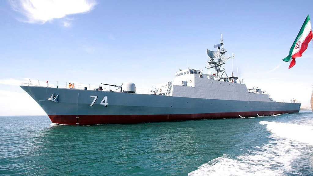 Iran Tests New Naval Missiles in Indian Ocean Drills