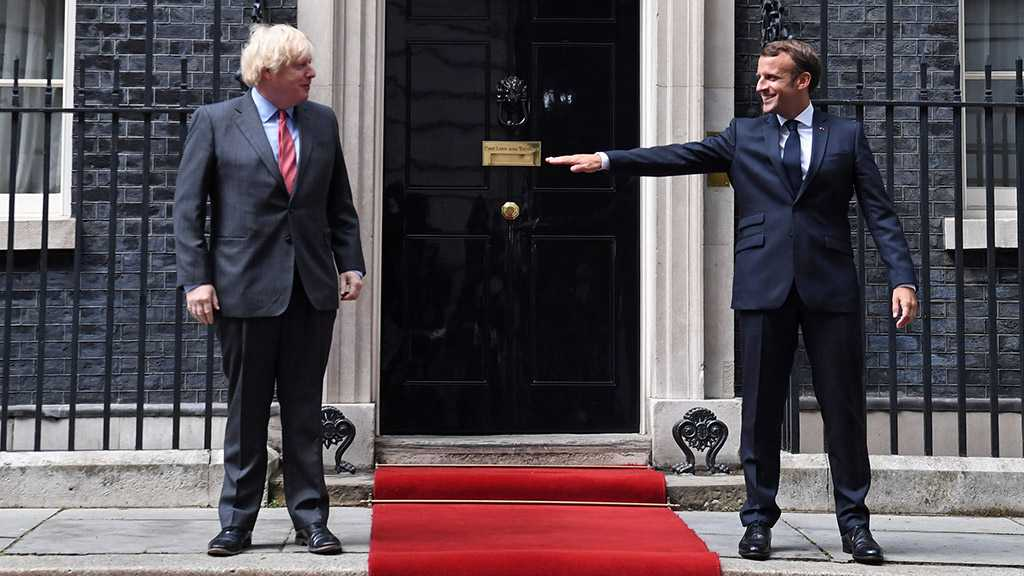 "Johnson Tells Macron: ""No Sense"" Dragging Out Trade Talks into Autumn"