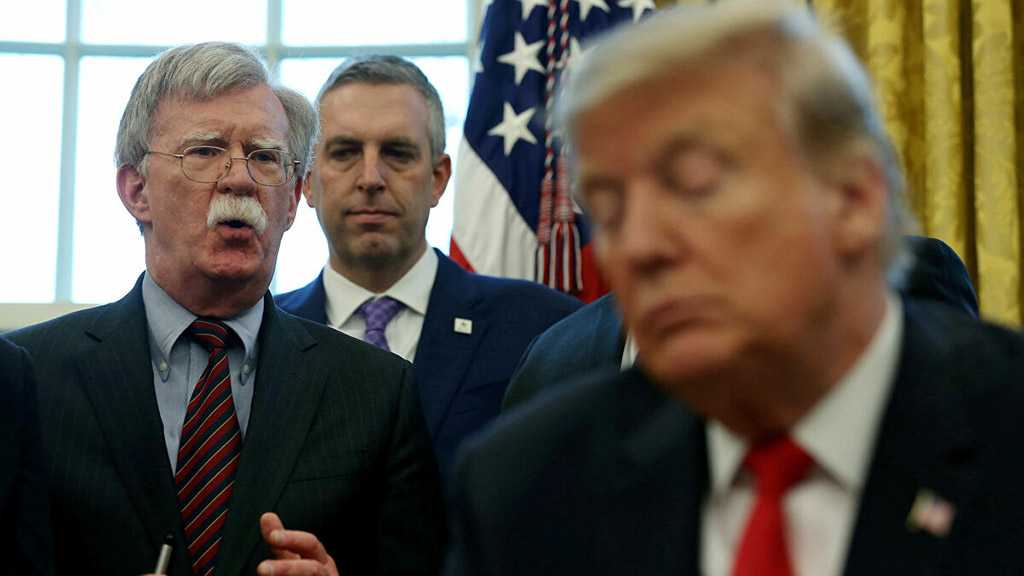 Bolton: Pullout from JCPOA Was Delayed to Let Melania Launch Be Best