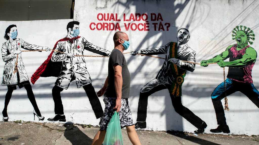 Brazil's Coronavirus Cases Exceed One Million