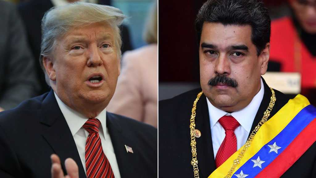 Trump Open To Meeting with Maduro
