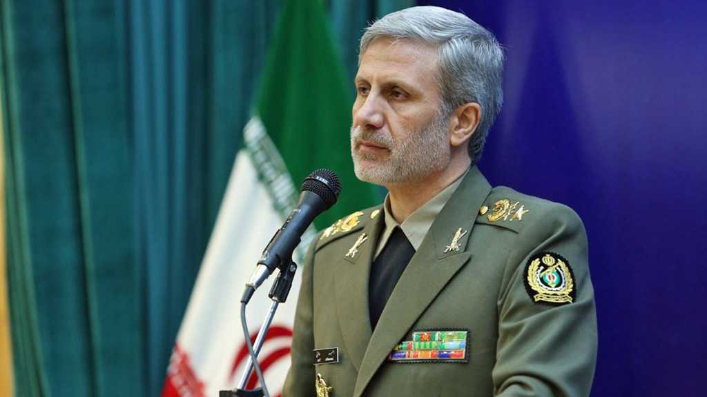 Iranian Defense Minister: Over 70% of Aircraft Parts Made in Iran