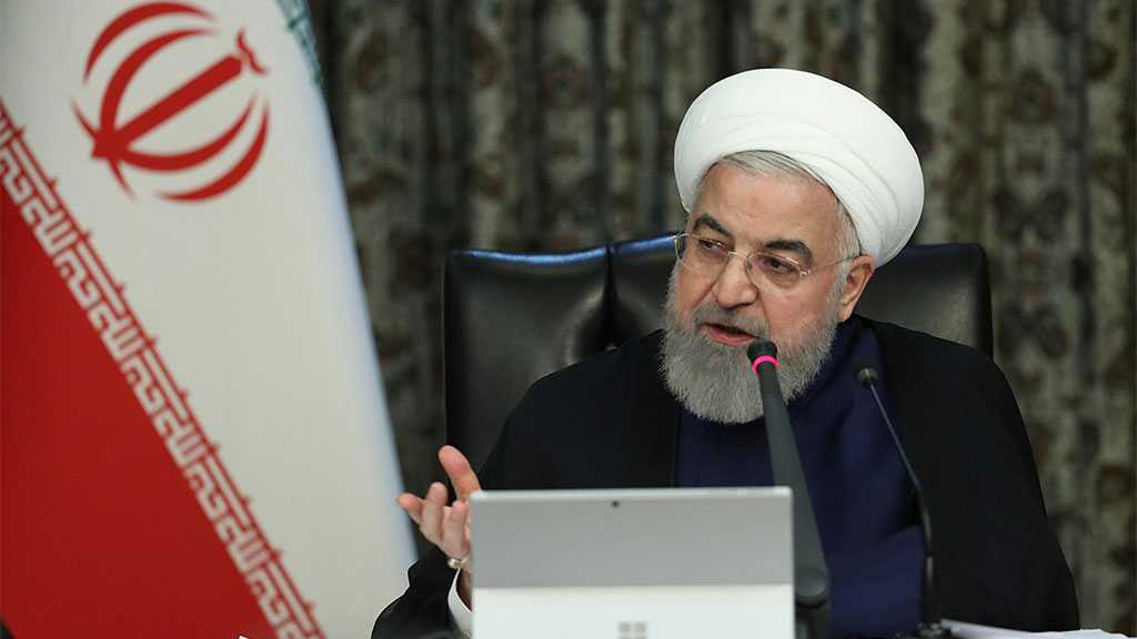 Rouhani Says Iran Ready for Talks If US Apologizes To the Iranian People, Returns to JCPOA