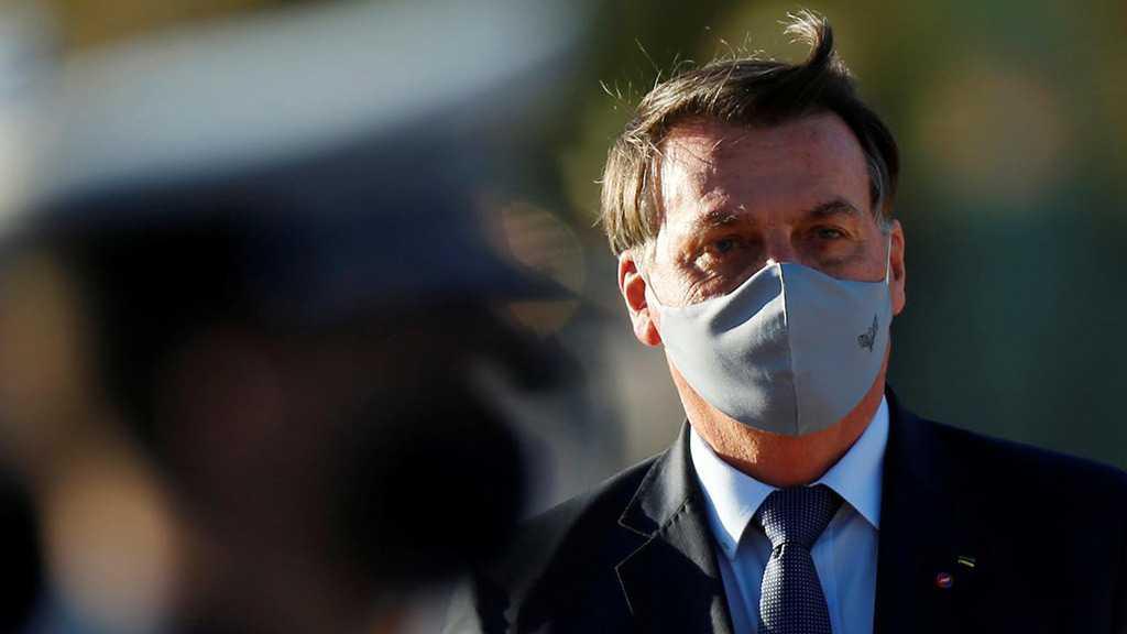 Brazil's Bolsonaro Ordered to Wear Mask in Public
