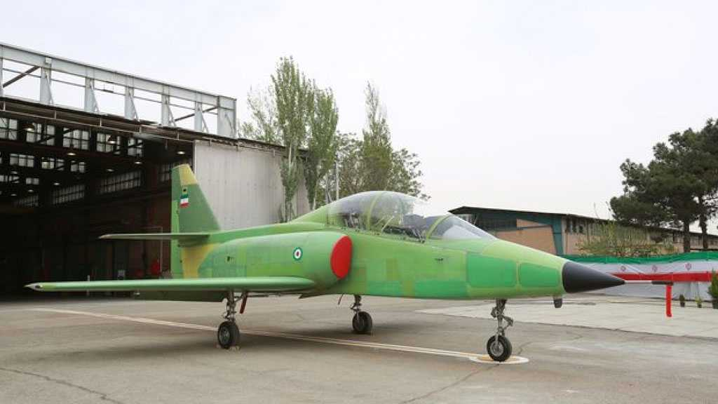 Iran's Army Receives 3 Homegrown Kowsar Jets