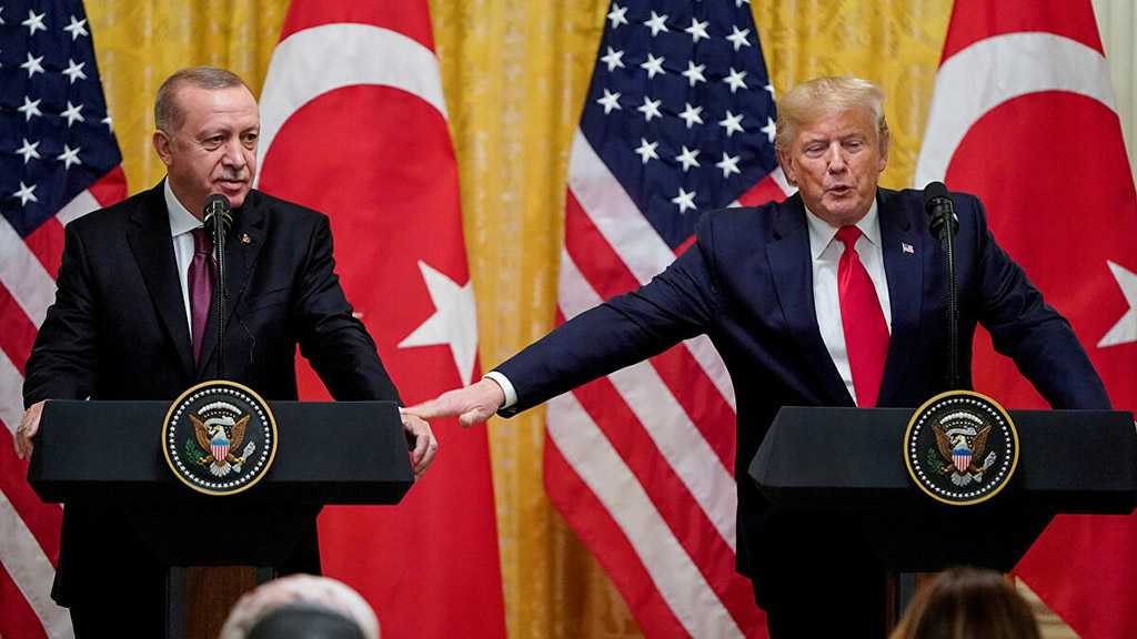 "Turkey: Bolton's Book Has ""Misleading, Manipulative Presentations"" of Erdogan-Trump Talks"