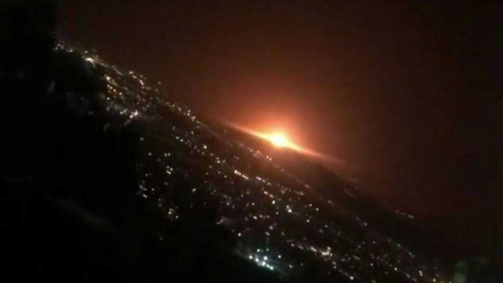No Casualties Reported Following Huge Gas Tank Explosion in E Tehran - MoD
