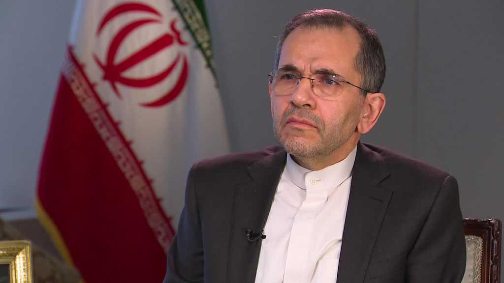 UN Envoy Implies US Failure in Anti-Iran Resolution Bid