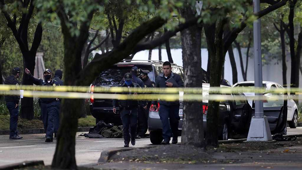 Public Security Chief Wounded in Gunfire in Mexico City