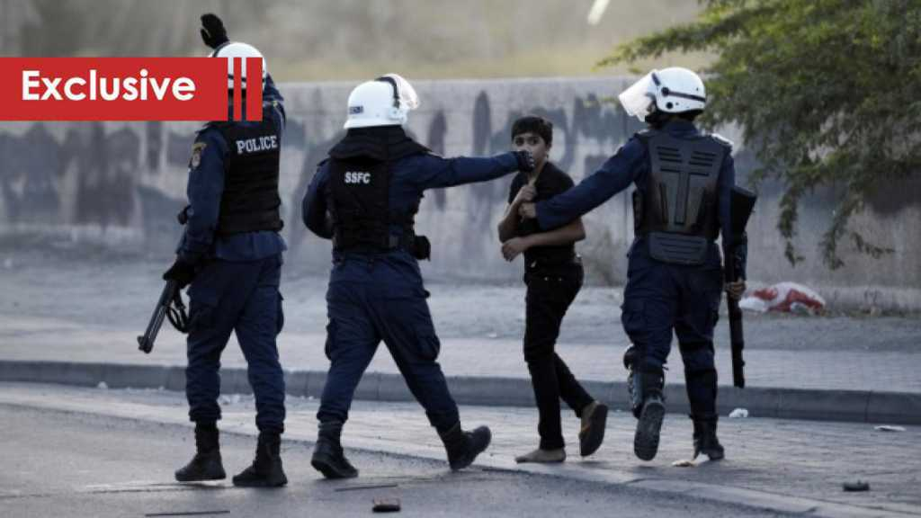 Bahrain: A Police State Built on Intimidation and Torture