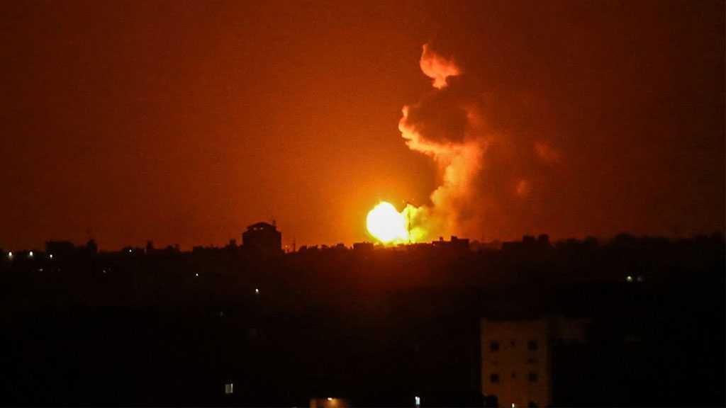 Besieged Gaza Under Another 'Israeli' Attack