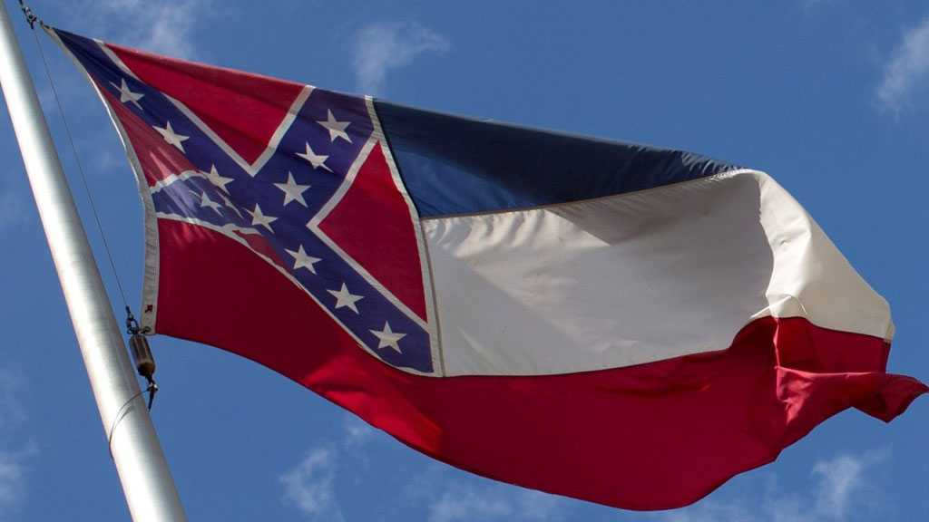Mississippi Removes Confederate Battle Standard from State Flag