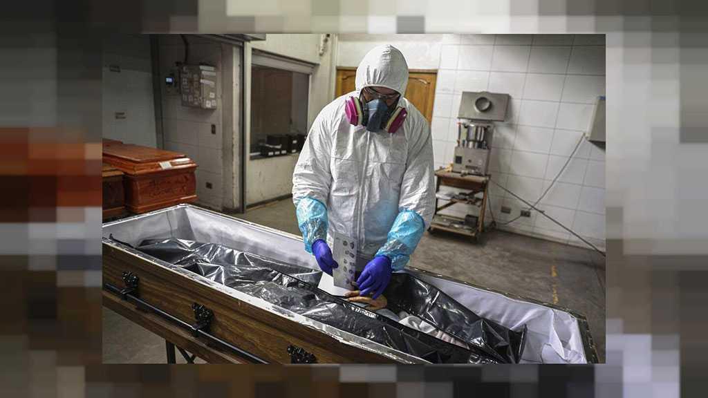 US Virus Deaths Pass 126,000