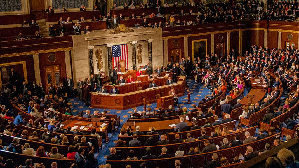 US Congress Passes Bill to Sanction China Over Hong Kong