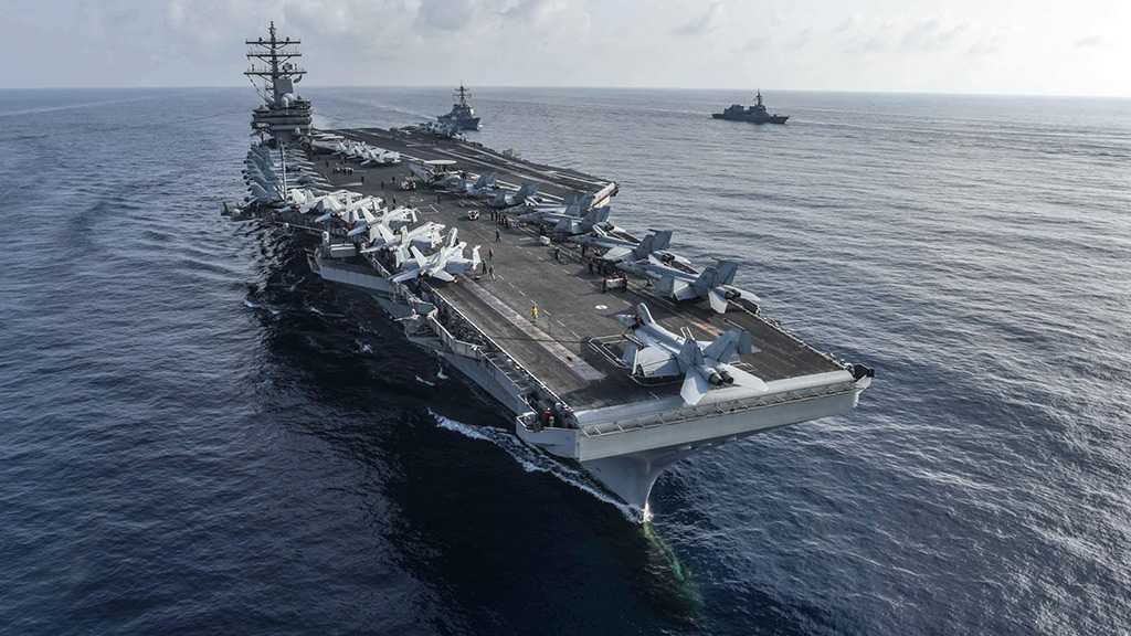 US Navy to Send Aircraft Carriers, Warships to South China Sea