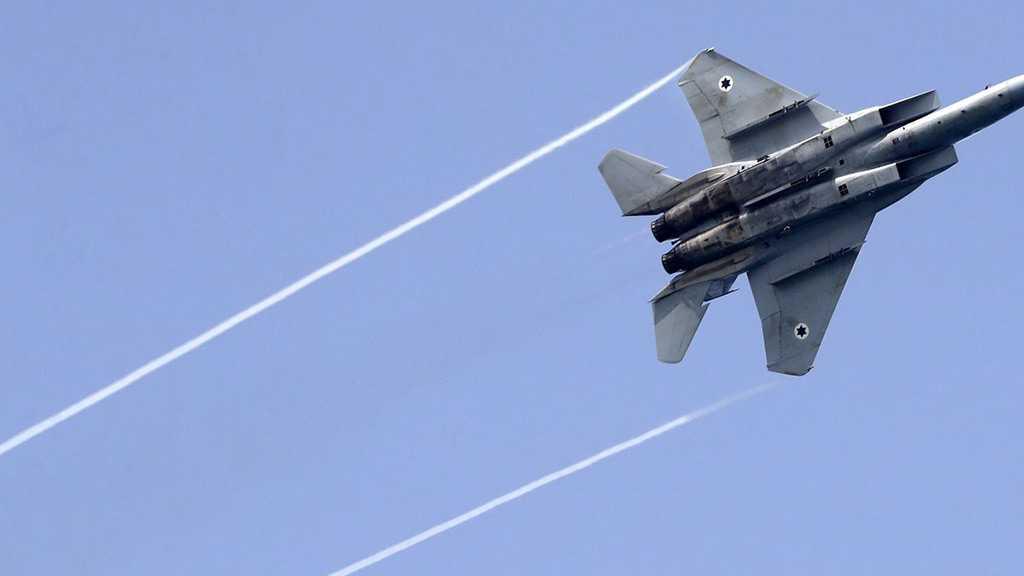 """Again, """"Israeli"""" Fighterjets Violate Lebanese Airspace"""