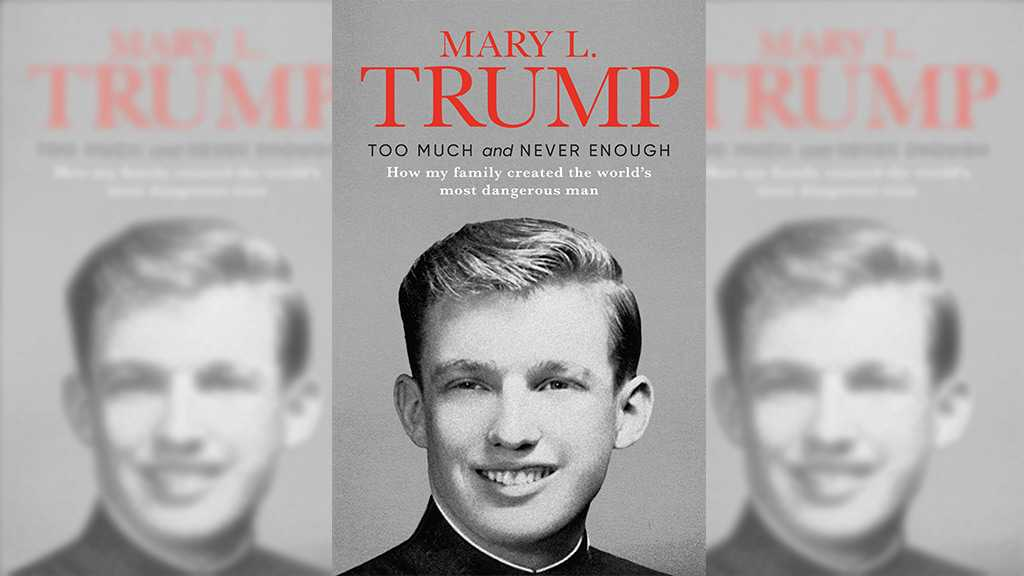 "Mary Trump's Book to Be Published Early Amid ""Extraordinary Interest"""