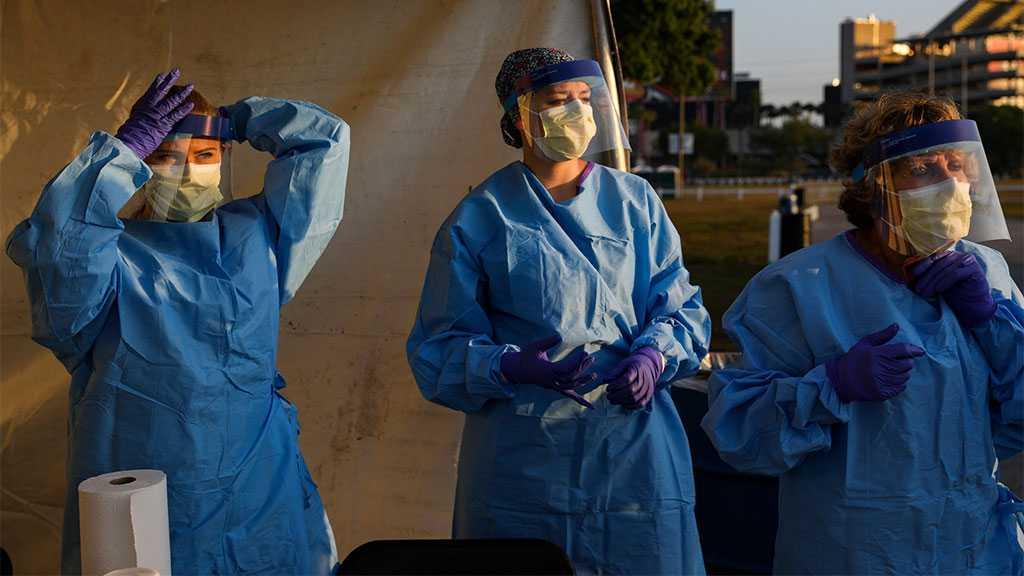 US Known Coronavirus Infections Top 3 Million
