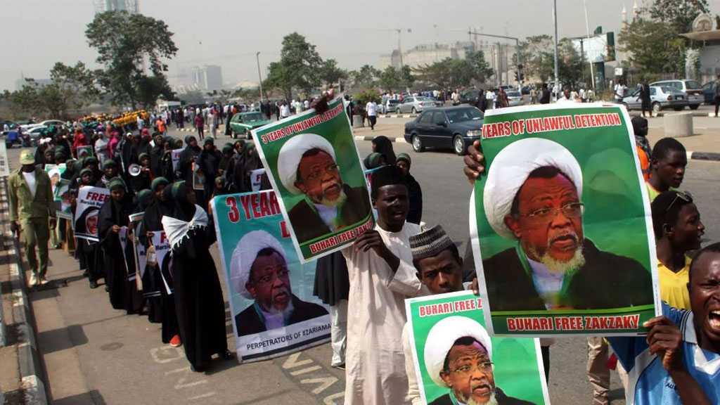 Nigerians Stage 'Free Zakzaky' Rallies in the Capital Abuja