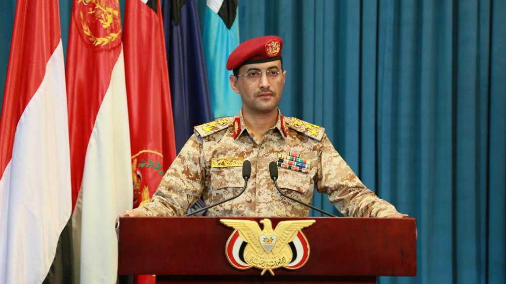 Yemeni Army Holds US Full Responsibility for Saudi-led Military Aggression against Yemen
