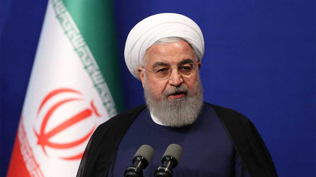 Rouhani:  Enemies Seek Internal Discord in Iran