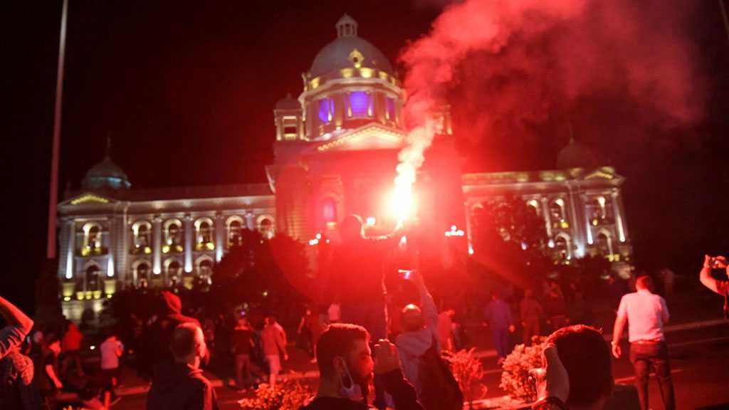 Serbia Unrest: Government, Opposition Trade Blame for Protests Over Covid-19 Lockdown