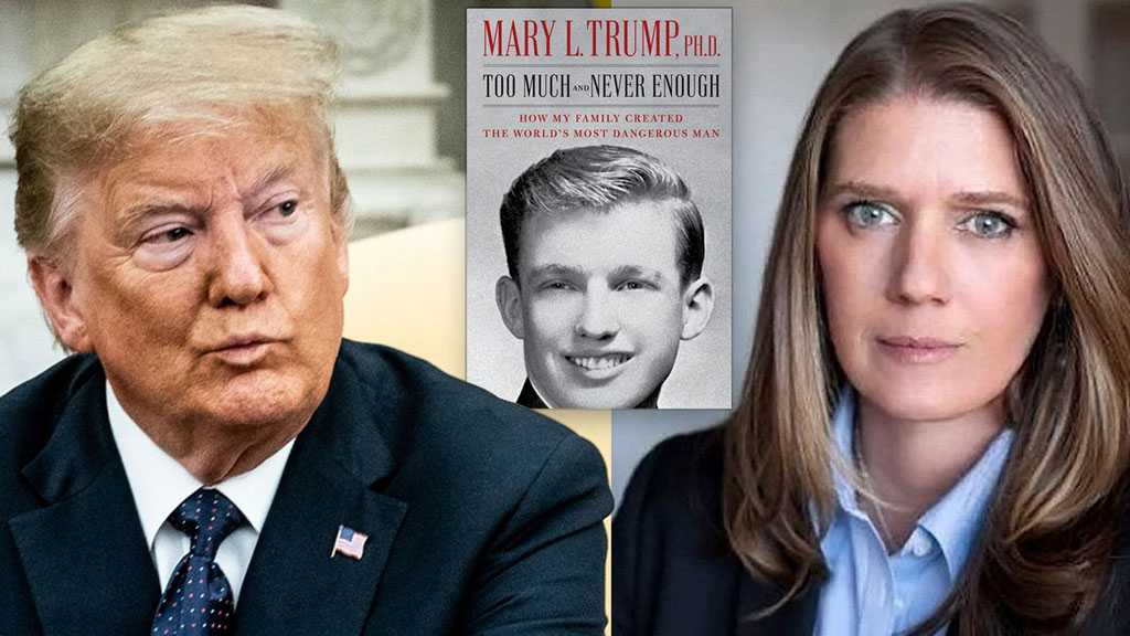 White House Responds to Explosive Book by Donald Trump's Niece