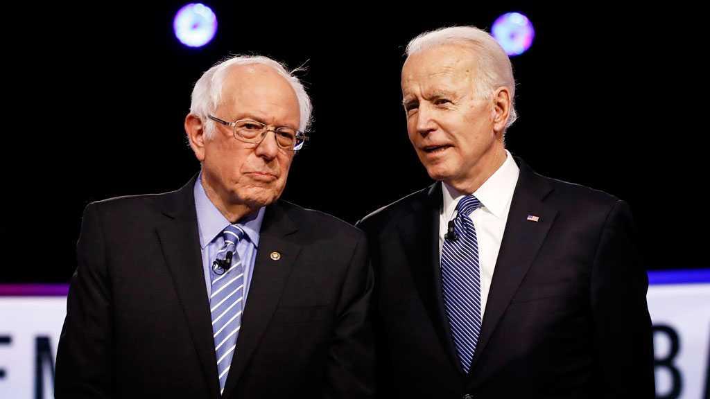 Sanders Says Biden Could Become 'Most Progressive President' Since Franklin Roosevelt