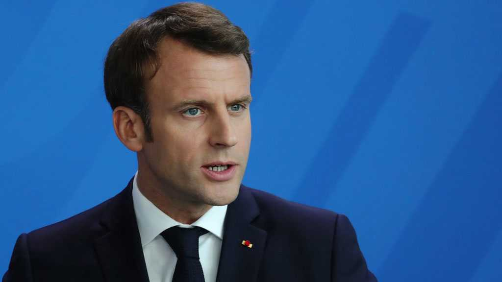 Macron Urges Nixing West Bank Annexation Amid Growing International Outcry