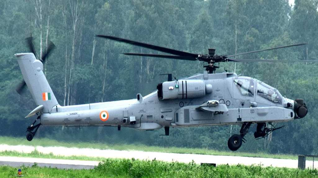 Boeing Delivers 5 Helicopters to India amid Heightened with China