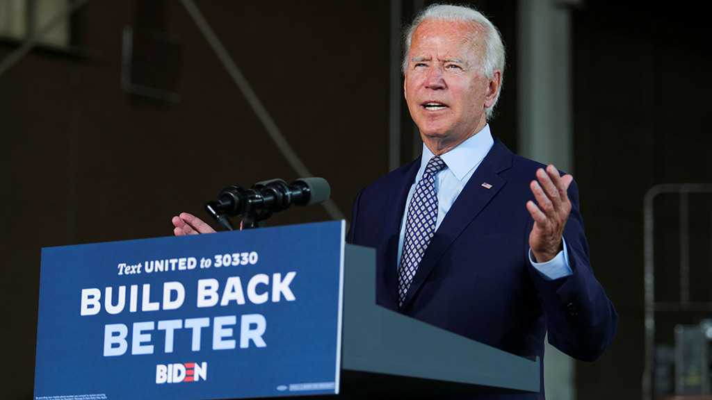 """WH Adviser Accuses Biden of """"Ripping Off"""" Trump's """"Buy American"""" Plan"""