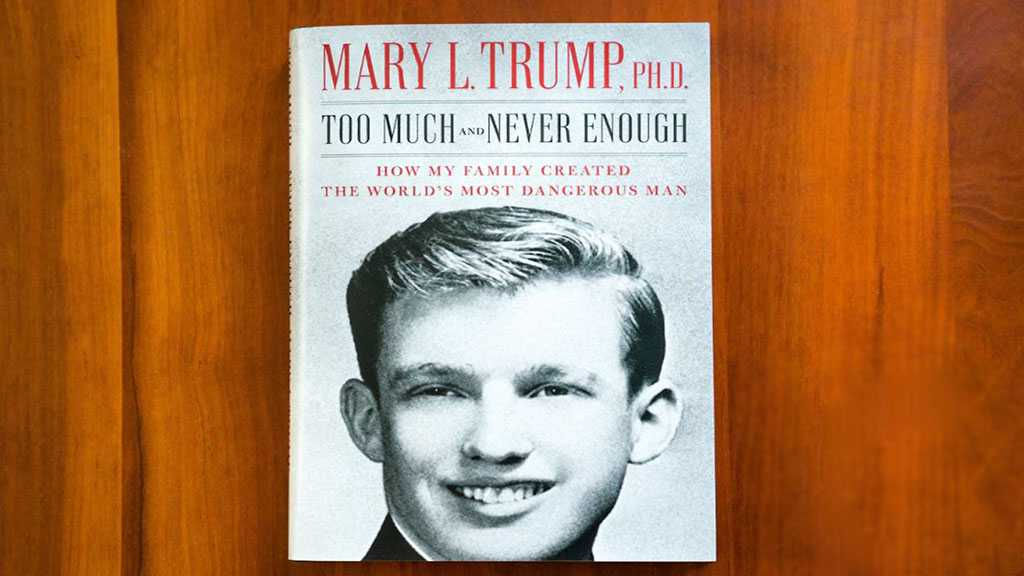 New York Judge Rejects Efforts to Prevent Publication of Mary Trump's Memoir