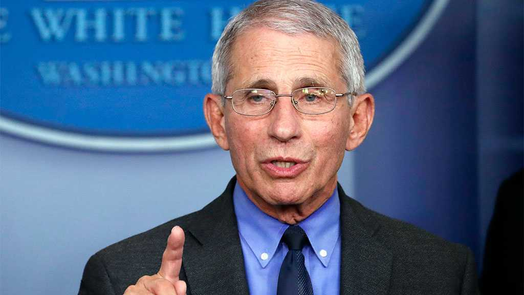 US: Fauci Blames Virus Surge on Not Shutting Down the Country Completely