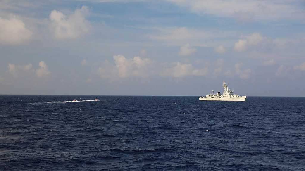 "Beijing ""Firmly Opposes"" US Statement on South China Sea"