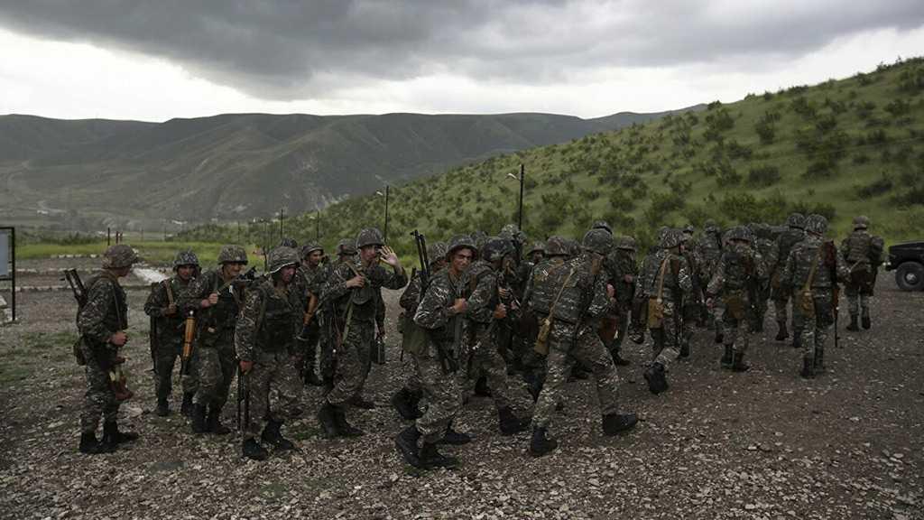 Armenian Military Says Shot Down Azerbaijani Drone Amid Border Escalation