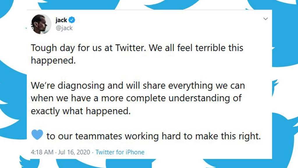 """Twitter CEO Vows to Share Info on Massive Hack Following a """"More Complete Understanding"""""""