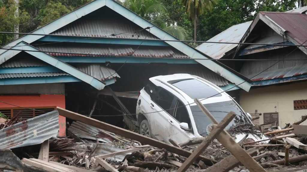 At Least 21 Dead, Hundreds Displaced as Flash Floods Leave Trail of Destruction in Indonesia