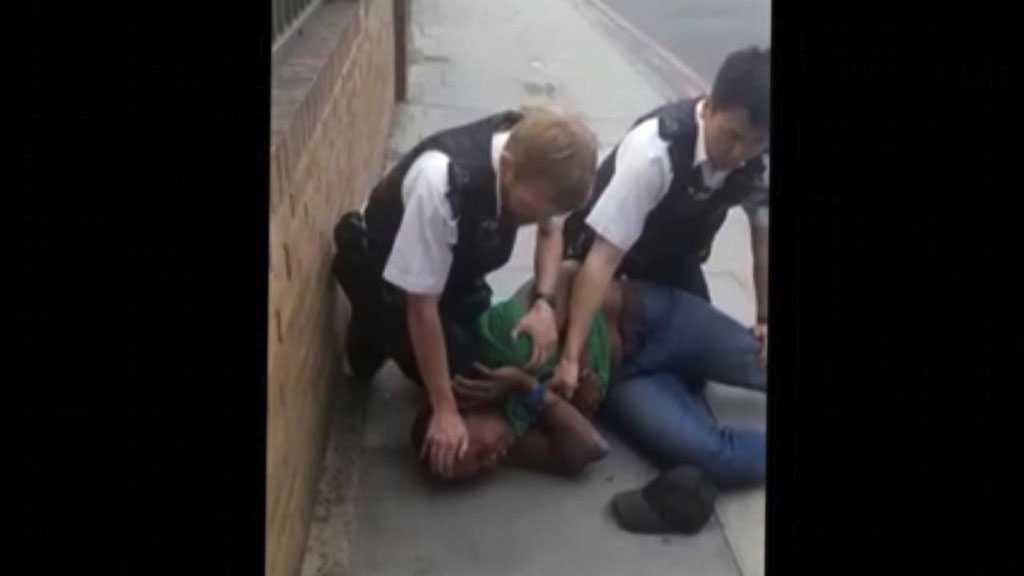 London: Video of Black Man's Arrest Puts Police in Spotlight