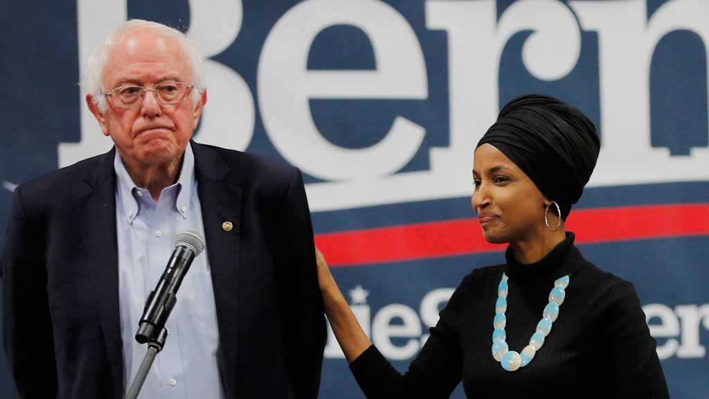 Sanders Officially Endorses Ilhan Omar's Reelection Campaign
